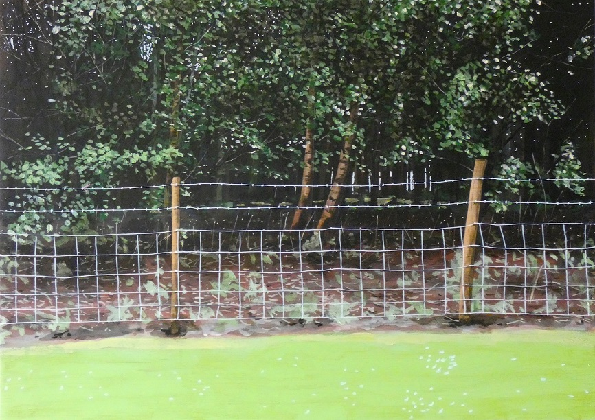 Untitled Fence Painting Colliery resized