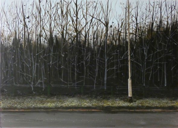 Untitled Trees Painting Colliery resized