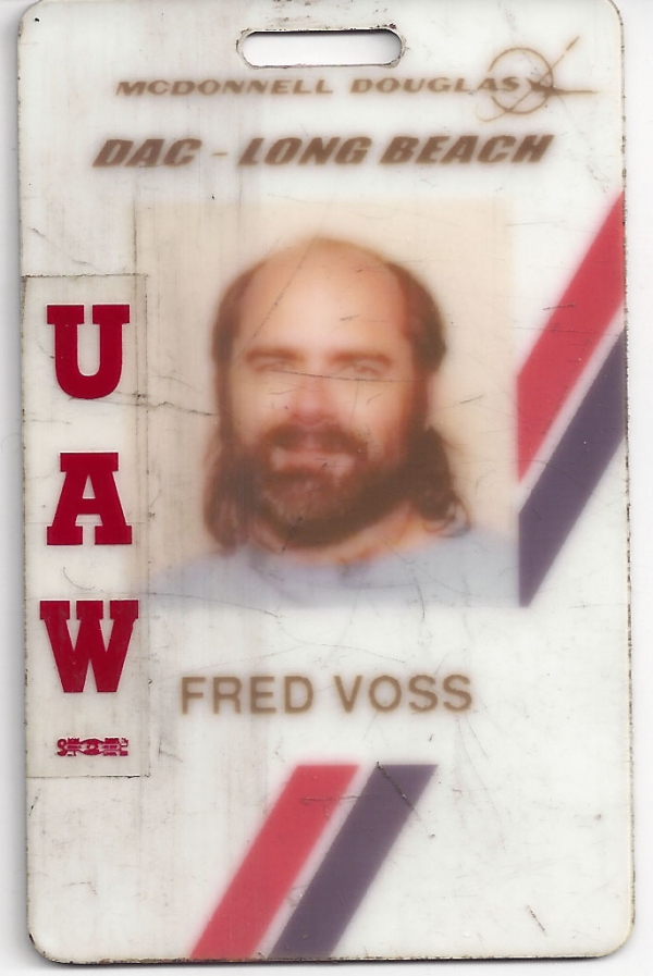 I believe in the common man: an interview with Fred Voss