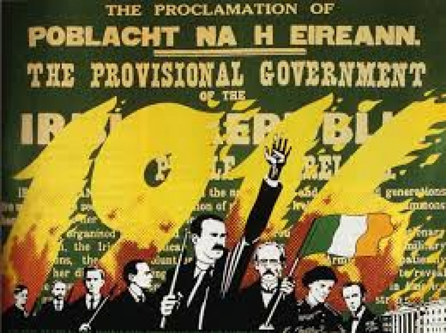 analysis of easter 1916 and wild The easter rising (irish: éirí amach na cásca), also known as the easter rebellion and referred to erroneously in some contemporary british reports as the sinn féin rebellion, was an armed.