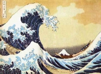 The precarious lives of working people: Hokusai's Return