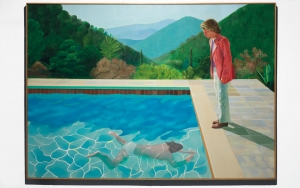 Hockney's Portrait of an Artist: A perfect expression of gross inequality