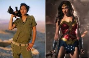 Wonder Woman: a feminist anti-war fable?