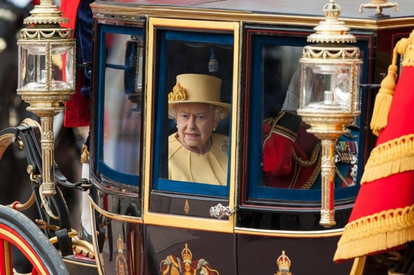 Cakes and Balloons: The Queen's Birthday Poem
