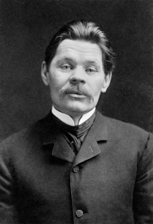 A witness to ruthless oppression: Maxim Gorky