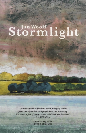 Relating the personal to the political: Stormlight, by Jan Woolf