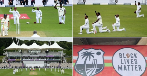 Black Cricketers Matter: Racism, Resistance and the West Indies