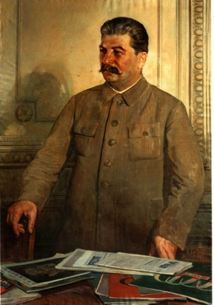 Journal review: Stalin - what does the name stand for?