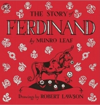 We should all stop and smell the flowers: The Story of Ferdinand