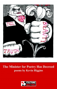 The Minister for Poetry Has Decreed