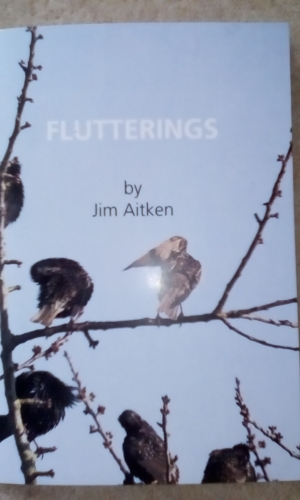 'Late leaves mean zero hours contracts': a review of Jim Aitken's 'Flutterings'
