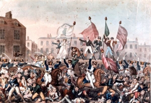 The Peterloo Massacre