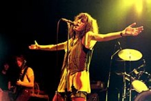 Patti Smith in 1978