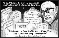 Homage to Henry Kissinger