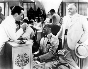 'If we stop fighting, the world will die': a review of Casablanca