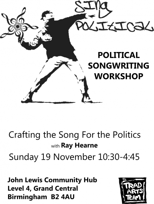 Crafting the Song for the Politics