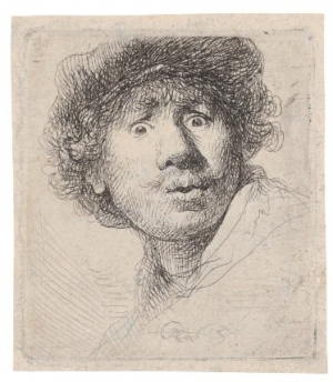 Self portrait, 1630