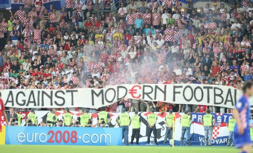 MP against modern football