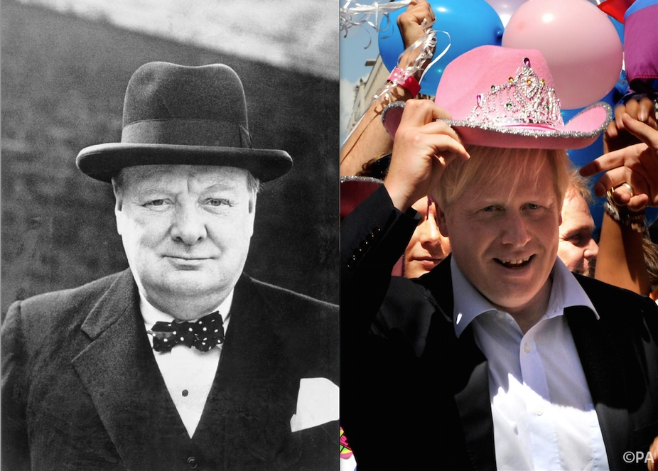 bj and churchill