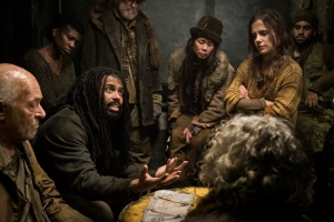 Rebels in Snowpiercer