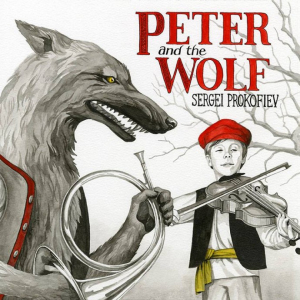 Prokofiev and Peter and the Wolf